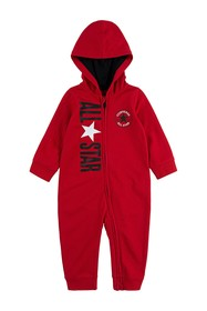 Converse All Star Hooded Zip Coverall (Baby)