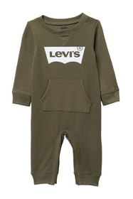 Levi's Knit Coverall (Baby Boys)