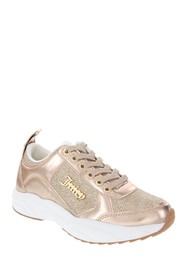 Juicy Couture Juicy Couture Enchanter Lace Up Snea