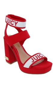 Juicy Couture Juicy Couture Glisten Heeled Sandal