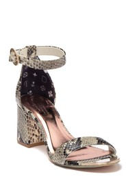 Ted Baker London Manyap Leather Embossed Snake Ski