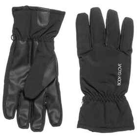 Body Glove Woven Touchscreen Soft Shell Ski Gloves