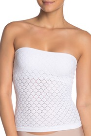 Free People Strapless Bandeau Top