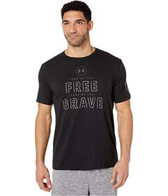 Under Armour Freedom Free and Brave Tee