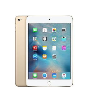 Apple Refurbished iPad mini 4 Wi-Fi 128GB - Gold