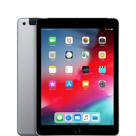 Apple Refurbished iPad Wi-Fi + Cellular 128GB - Sp