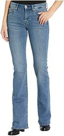 7 For All Mankind Kimmie Bootcut in B(Air) Authent