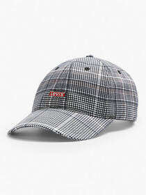 Levi's Plaid Baseball Hat