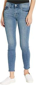 7 For All Mankind Ankle Skinny in B(Air) Authentic
