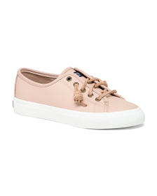 SPERRY Leather Comfort Sneakers