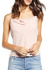 Leith Lace Inset Cowl Camisole