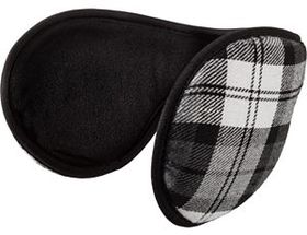 Natural Reflections® Women's Plaid Fleece Ear Warm