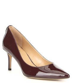 Lauren Ralph Lauren Lanette Patent Leather Pumps