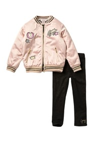 Juicy Couture 3-Piece Jacket Set (Little Girls)