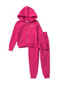 Juicy Couture Sequin Hoodie Set (Toddler Girls)
