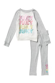 Juicy Couture Knit 2-Piece Set (Little Girls)