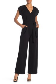 Vanity Room V-Neck Jumpsuit