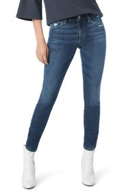 Joe's Jeans Icon Gathered Hem Ankle Skinny Jeans