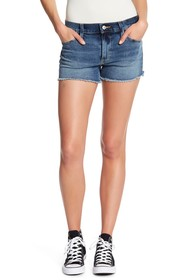 Joe's Jeans Frayed Hem Shorts