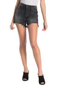 Joe's Jeans Roya High Rise Destroyed Smith Shorts