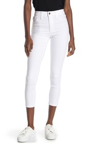 Joe's Jeans Charlie High Rise Cropped Skinny Jeans