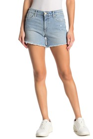 Joe's Jeans The Ozzie Frayed Hem Denim Shorts
