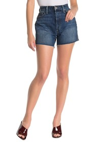 Joe's Jeans High Rise Smith Cut Hem Shorts