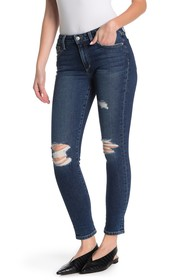 Joe's Jeans Normandie Distressed Skinny Ankle Jean