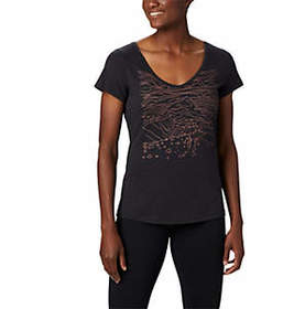 Columbia Women's Hidden Lake™ V-Neck T-Shirt
