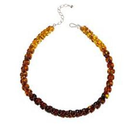Jay King Sterling Silver Multi-Color Ombré Amber B