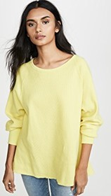 Free People Amelia Thermal Sweater
