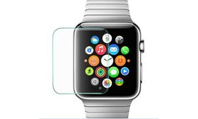 For Apple Watch Series 3 38mm 42mm Soft Clear Bump