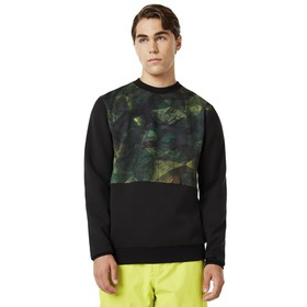Oakley Jazz Hands Dwr Crew Neck - Geo Camo