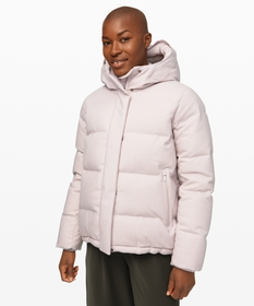 Lulu Lemon Wunder Puff Jacket *Wool | Women's Coat