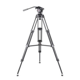3Pod V3AH Video Tripod with 2-way Fluid Head & Qui