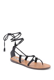 XOXO Surf2 Flat Lace Up Sandal