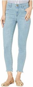 J Brand Alana High-Rise Crop Skinny in Decadence D