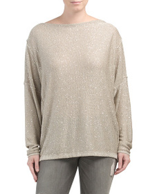 FREE PEOPLE All That Glitters Top