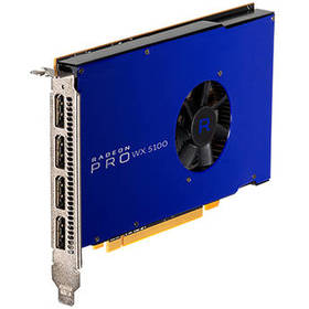 AMD Radeon Pro WX 5100 Graphics Card