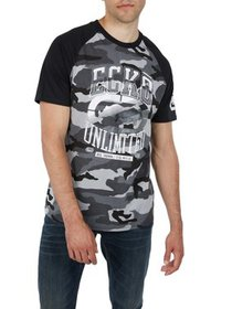 Men's Ecko Unlimited Camouflage See Me Graphic T-s