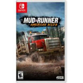 MudRunner American Wilds - Nintendo Switch