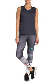 ONZIE Graphic High Rise Active Leggings