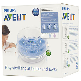 Philips Avent Microwave Steam Sterilizer SCF281/ 0