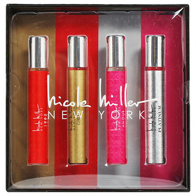 Nicole Miller Icon Collection Rollerball Set