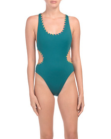 Reveal Designer Reversible Camille One-piece Swims