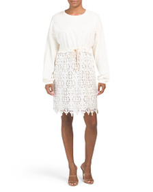 SEE BY CHLOE Made In Portugal Lace Dress