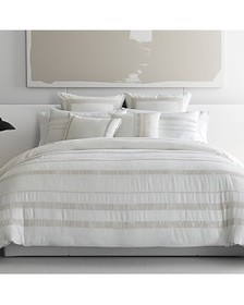 Vera Wang - Pucker Grid Bedding Collection