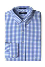 Lands End Men's Big and Tall Traditional Fit No Ir