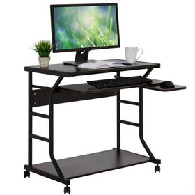 Best Choice Products 2-Tier Home Office Computer D