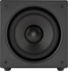 "Sonance - Magnolia 10"" 275W Powered Subwoofer - Bl"